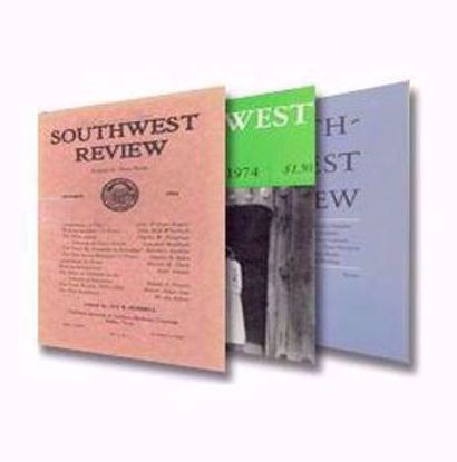 Picture of Southwest Review Online Order Form