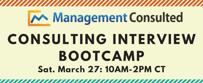 Picture of Spring 2021 Management Consulted Consulting Boot Camp