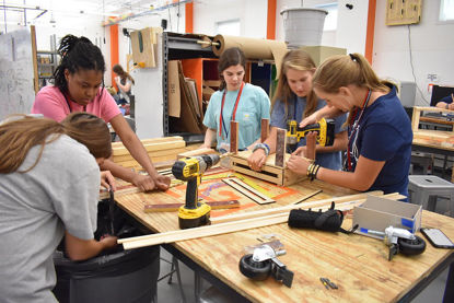 Picture of Engineering Design Experience Camp 2021