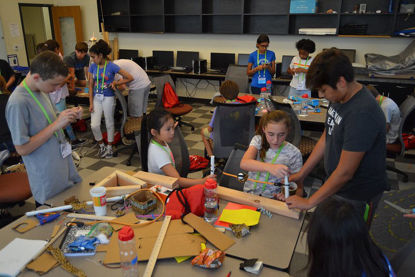 Picture of Introduction to Engineering Camp 2021